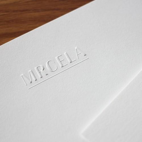 Briefpapiere Mit Blindprägung Hochprägung Die Papierveredler