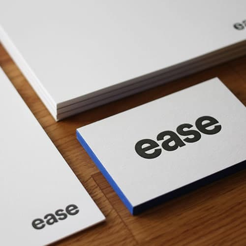 Businessset Visitenkarten Blöcke und Briefpapier