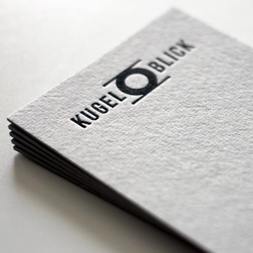 Visitenkarten Mit Les Naturals Die Papierveredler