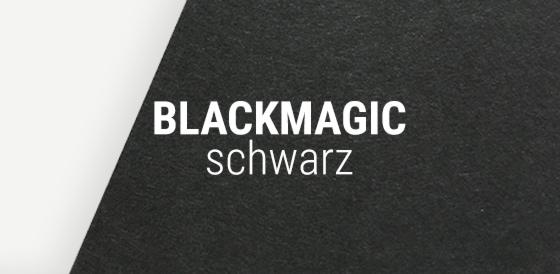 Blackmagic Karton Designpapier