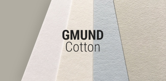 GMUND Cotton Baumwollpapier