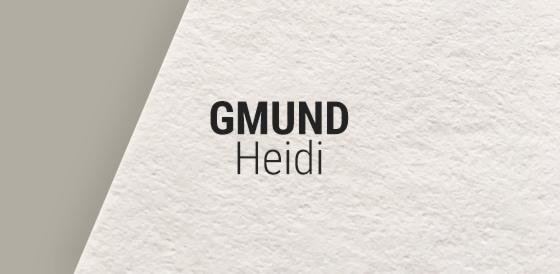 GMUND Heidi Designpapier Letterpresspapier