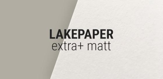 Lakepaper extra plus matt Geschäftspapier