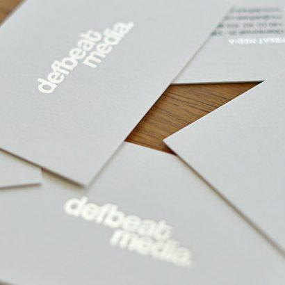 Visitenkarten Archive Die Papierveredler Der Onlineshop