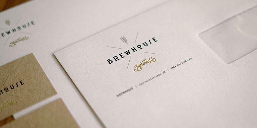 Brewhouse Firmenausstattung